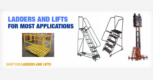 Ladders And Lifts For Most Applications