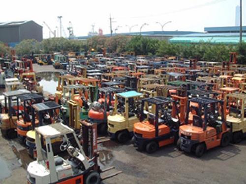 Why Buy A Used Forklift Serving Riverside Ca R Amp J